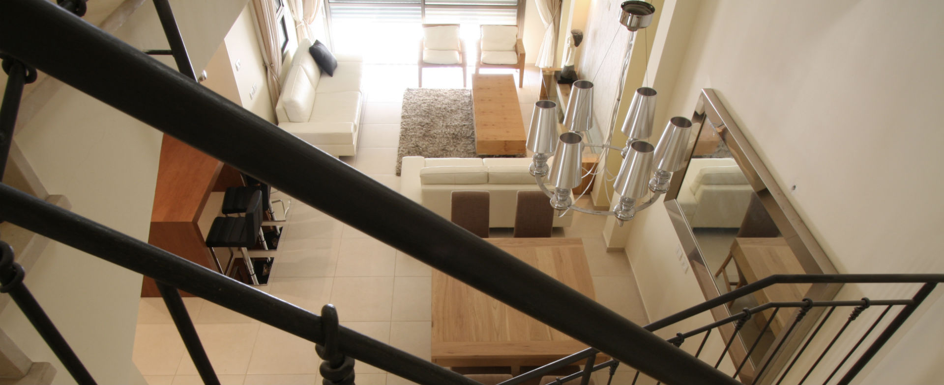 Apartment view in photo gallery